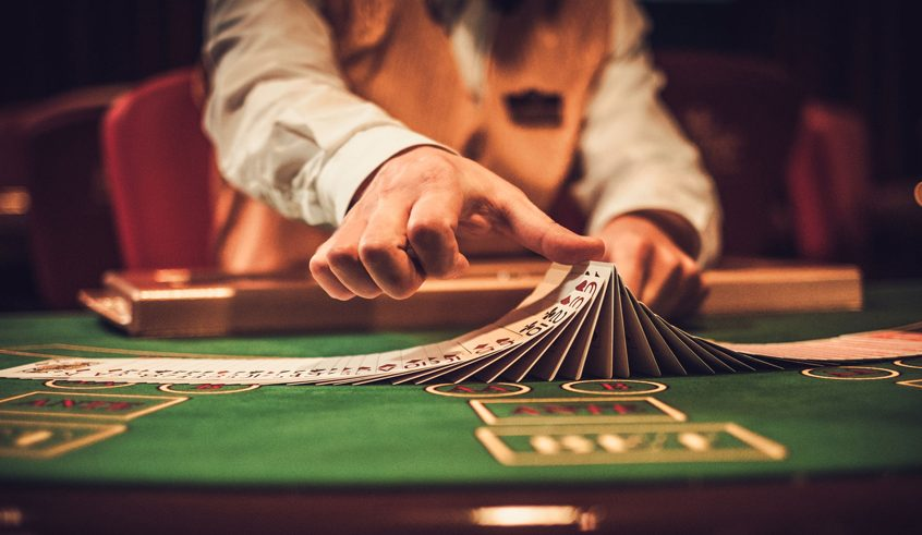 Do Away With Casino Issues When And For All