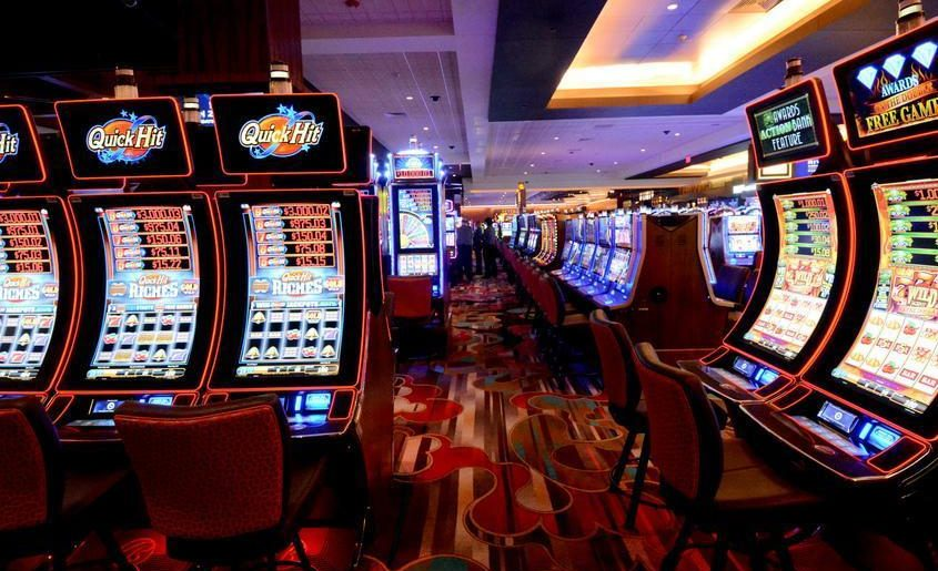 Online Casino Challenge With Ease Using The Following Pointers